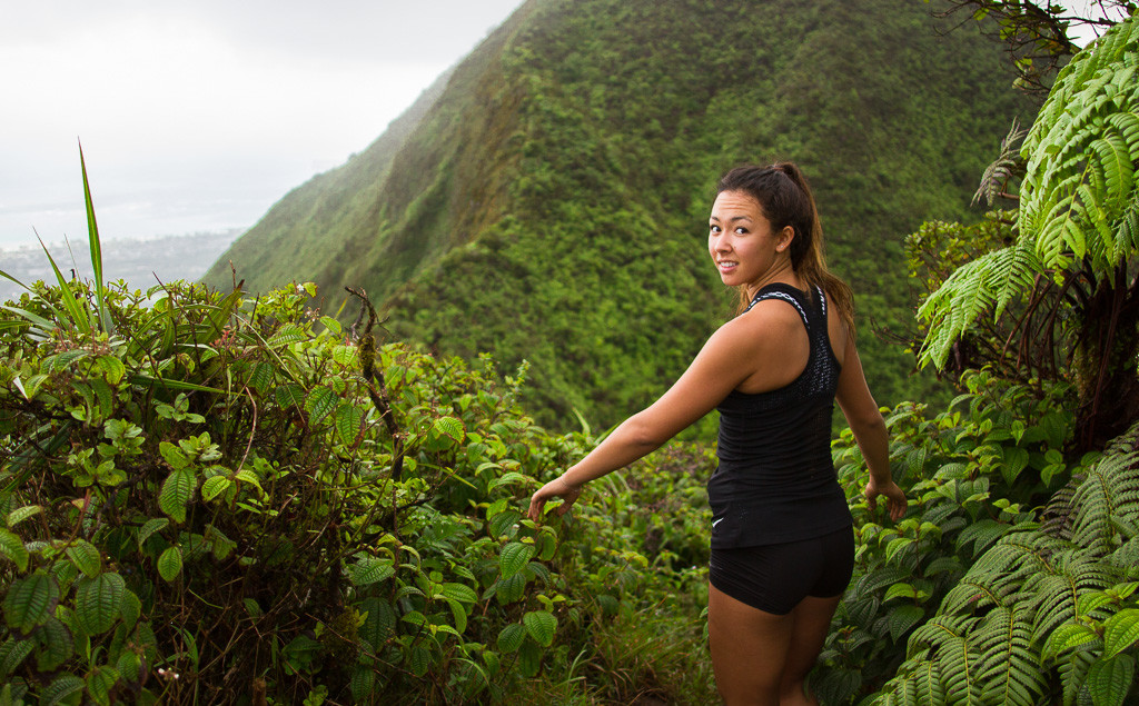 oahu hikes waterfalls amazing view