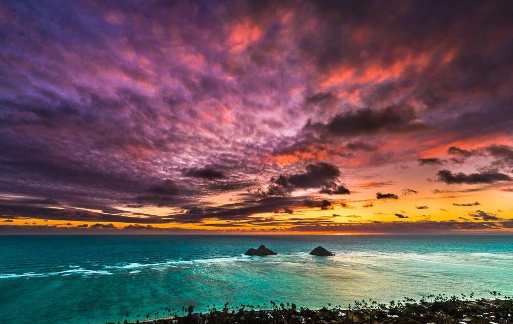 Lanikai Pillbox Hike The Best Sunrise On Oahu Journey Era