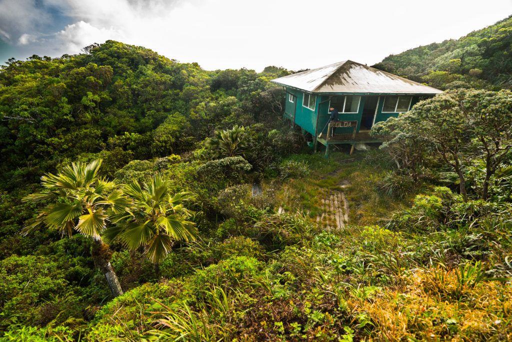 Koloa Cabin, Oahu, Hawaii