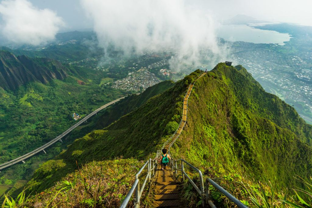 Stairway To Heaven Hike