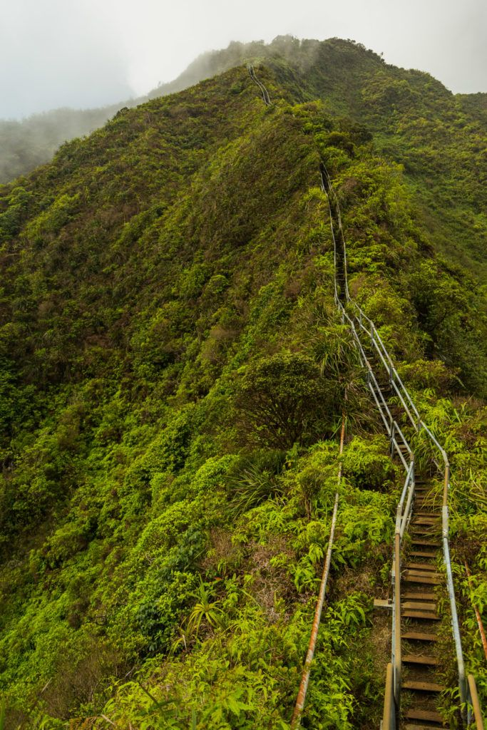 Stairway To Heaven Hike view