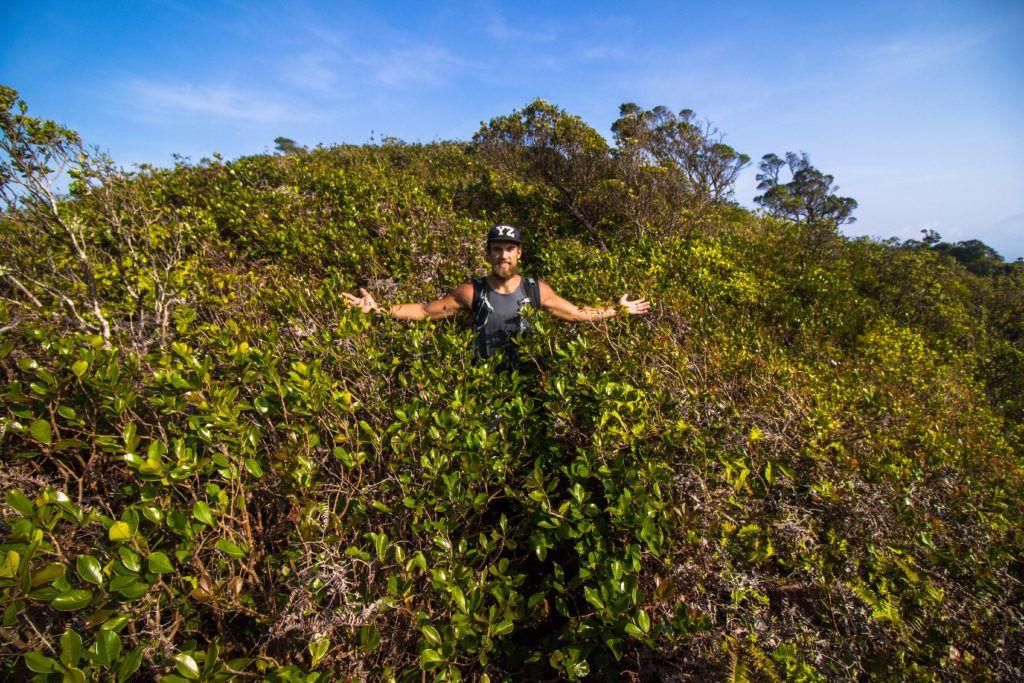 Where is the trail, Oahu, Hawaii