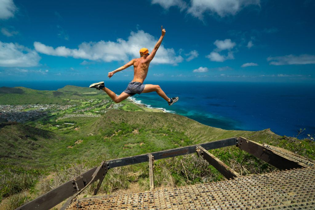 koko head stairs hike