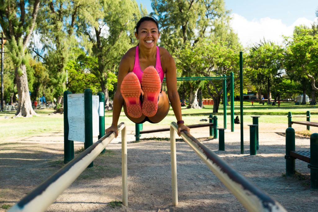 everyday fitness outdoor gym