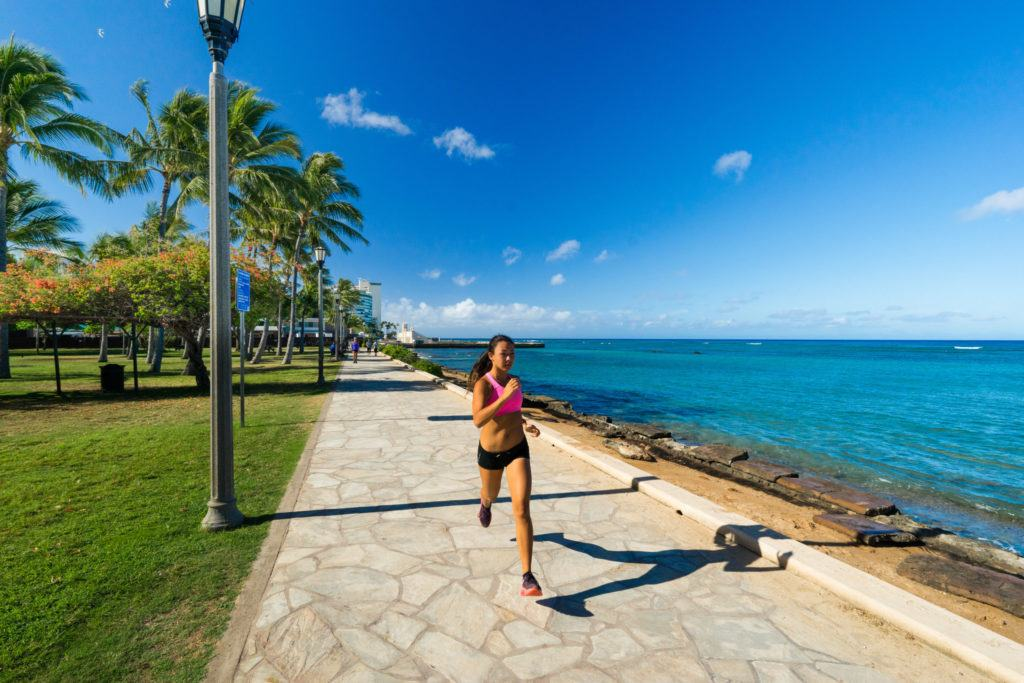 everyday fitness running