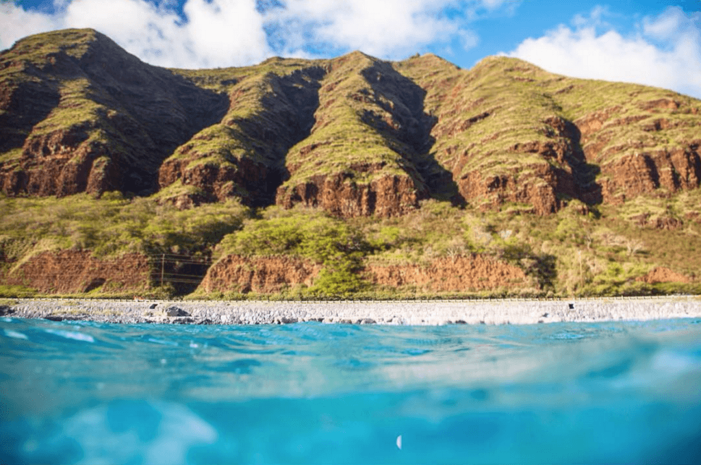 makua best beaches on oahu