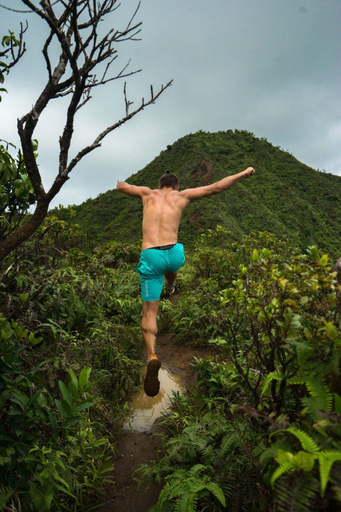 mount olympus oahu hike hawaii