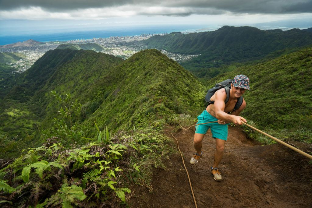 mount olympus oahu hike