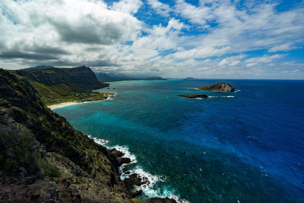 east coast of oahu