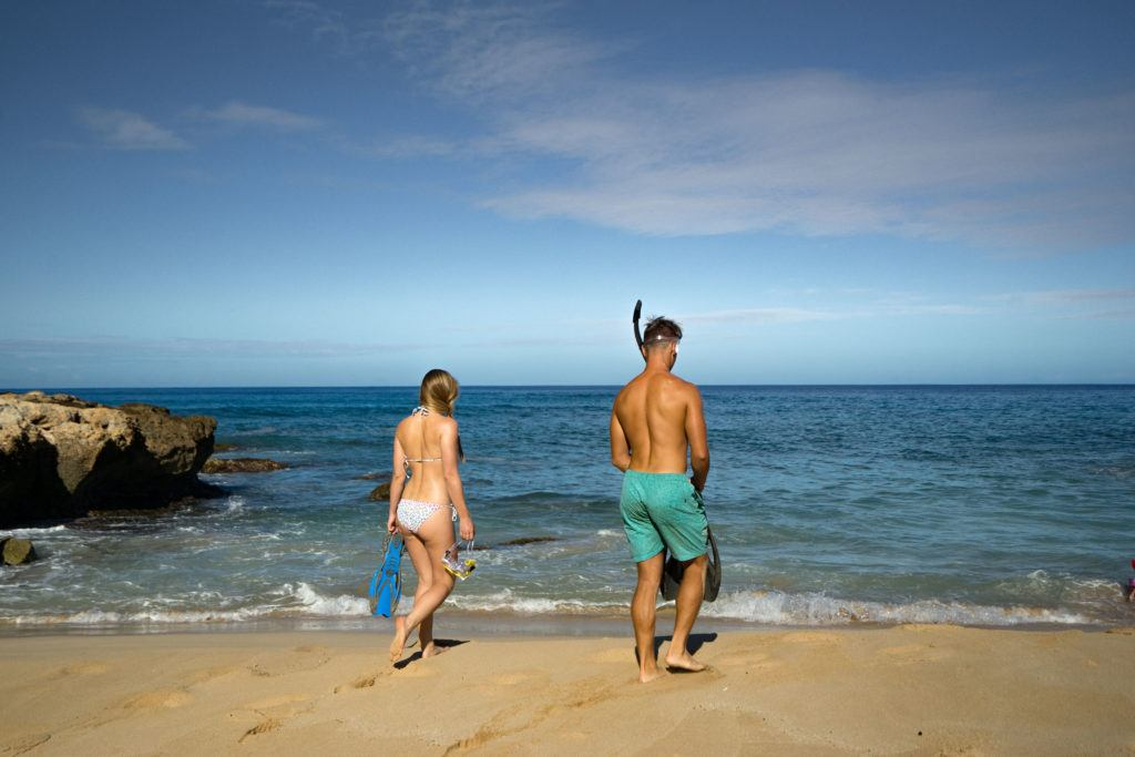 Hawaii Beach People