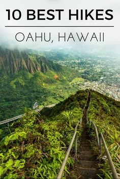 The 10 Best Hikes On Oahu