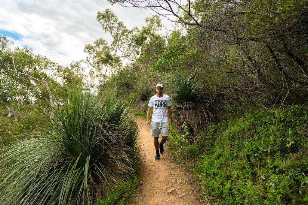 Morialta Falls Adelaide Hike-08538