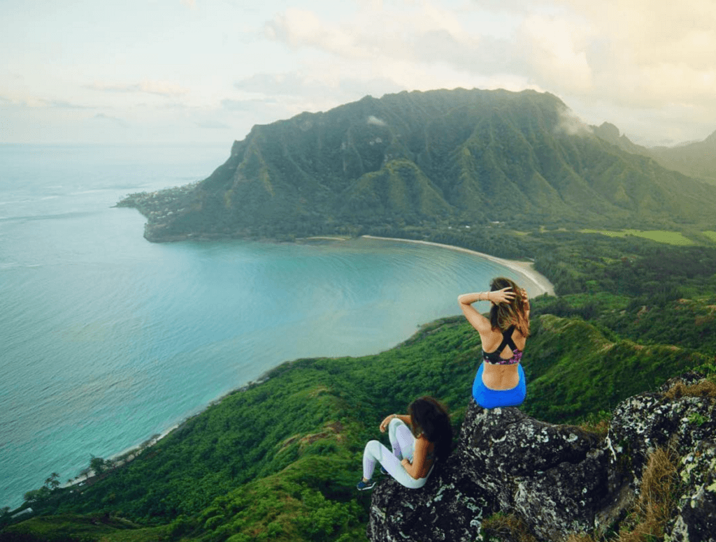 adventure women
