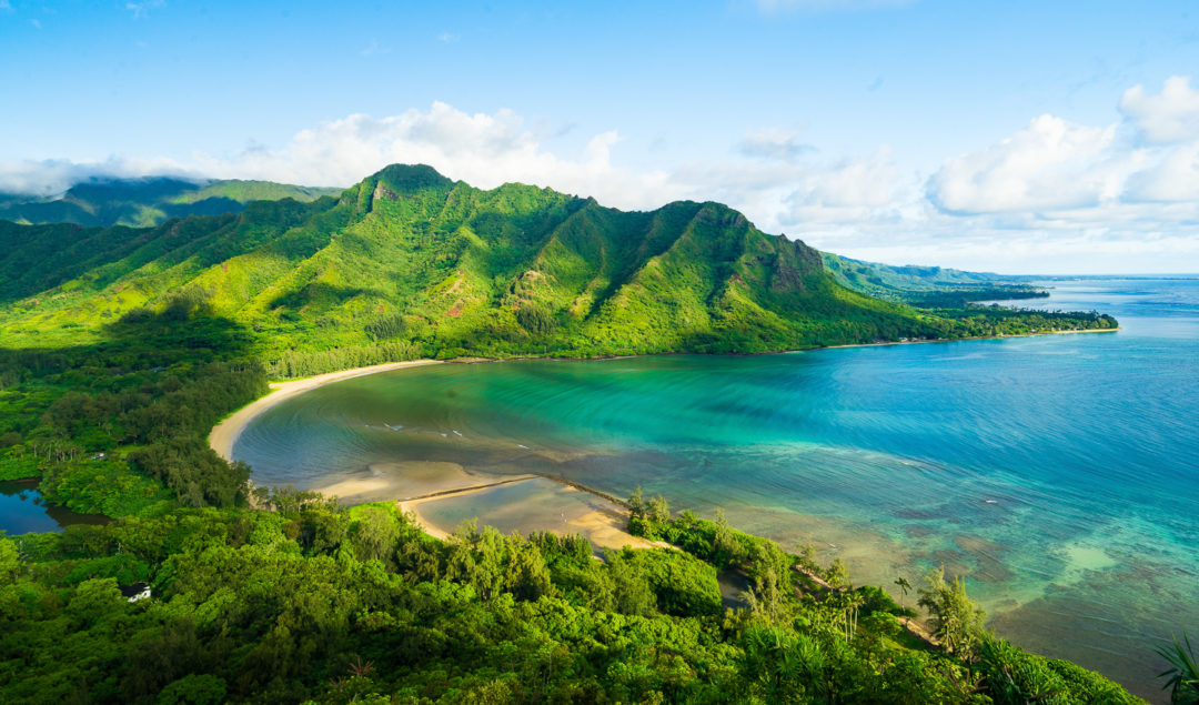 What Island Is Kaneohe Hawaii On