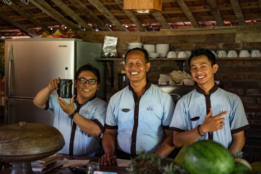 digital nomads in bali desa seni
