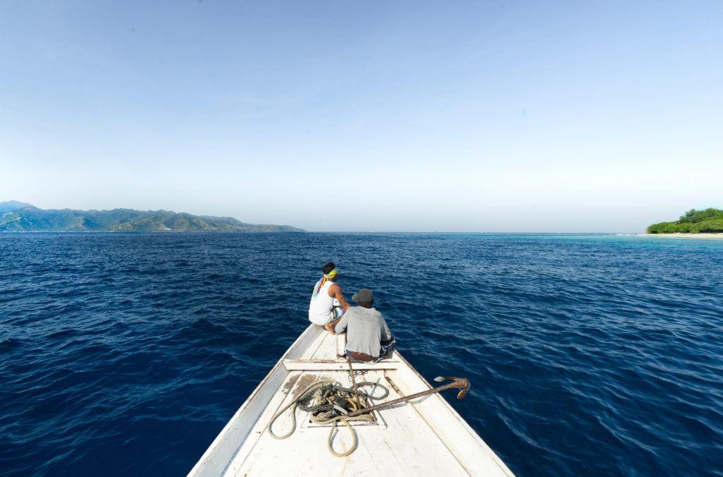 Bali-the gili islands