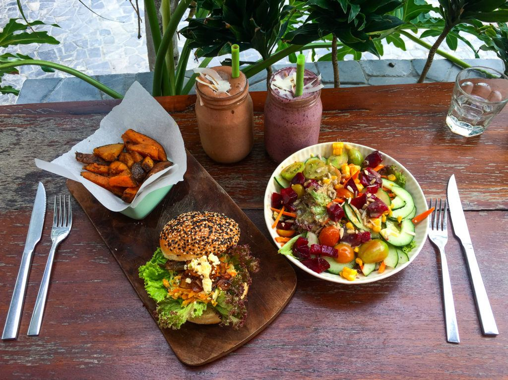 bali vegan and gluten free