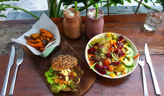 bali vegan and gluten free
