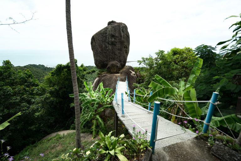 overlap stone, over lap stone, over hang stone, overhang stone, overlap stone koh samui, overlap stone ko samui, koh samui attractions, koh samui viewpoint, alma viewpoint, viewpoints koh samui,
