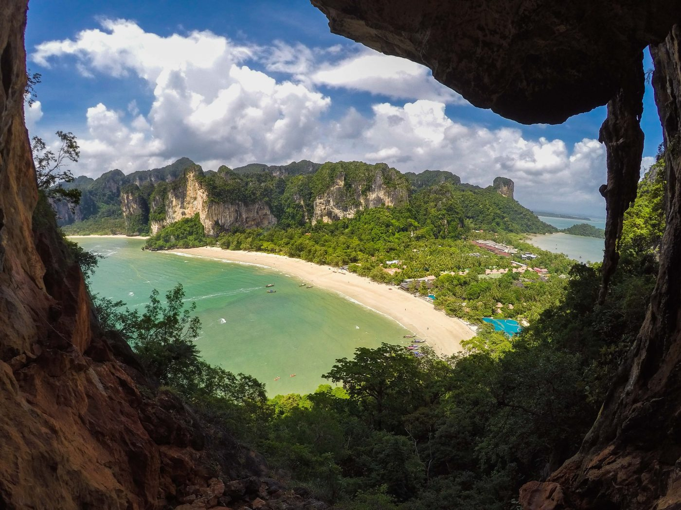 AO NANG TO RAILAY BEACH KAYAK JOURNEY - Journey Era