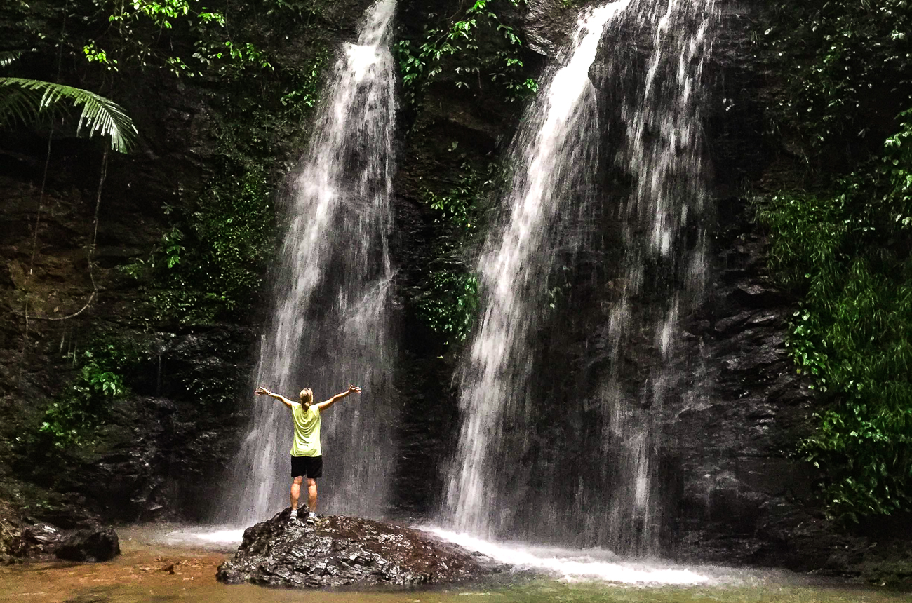 KOH LANTA WATERFALL TREK - KLONG...