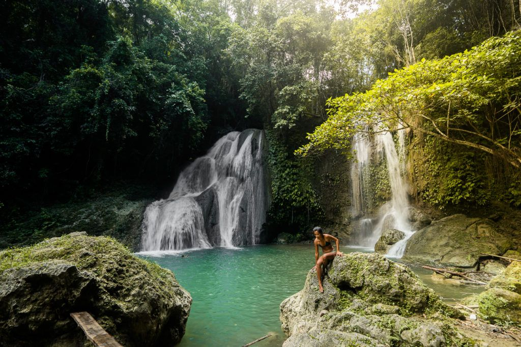 CHASING WATERFALLS ON BOHOL ISLAND - Journey Era