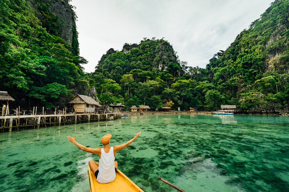 Island Escapade Tour Coron
