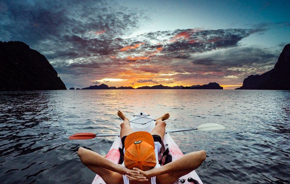 What to do el nido, el nido guide, kayak el nido, el nido kayak, map of el nido palawan, tours in el nido