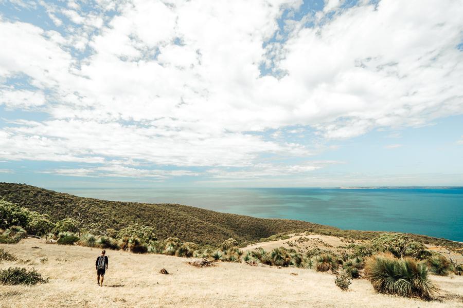 blowhole beach, deep creek sa, deep creek cove, deep creek conservation park map, sa beach, south australian beach
