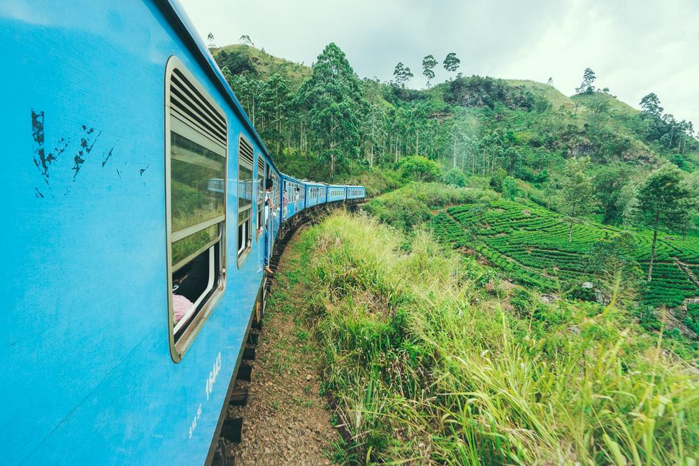 KANDY TO ELLA TRAIN: MOST SCENIC TRAIN RIDE IN SRI LANKA