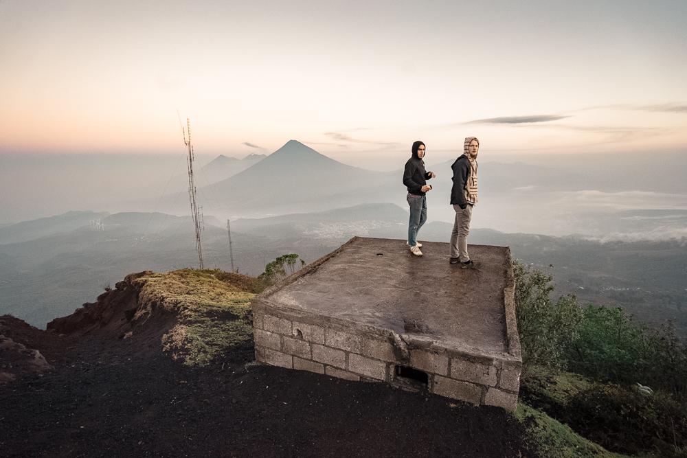 PACAYA VOLCANO HIKE IN ANTIGUA, GUATEMALA