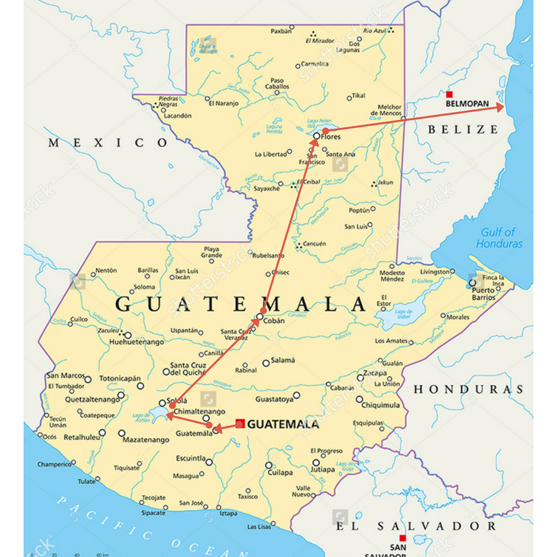 a touching experience on my trip to guatemala This really pays off as the site is best experienced without the masses  as you  research a trip to guatemala you will inevitably start to wonder.