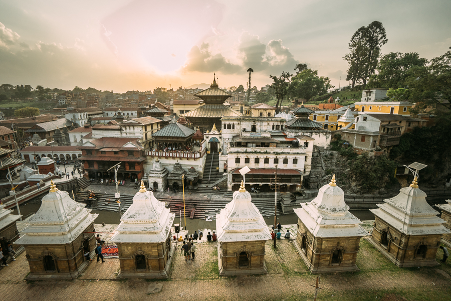 Image result for pashupatinath darshan