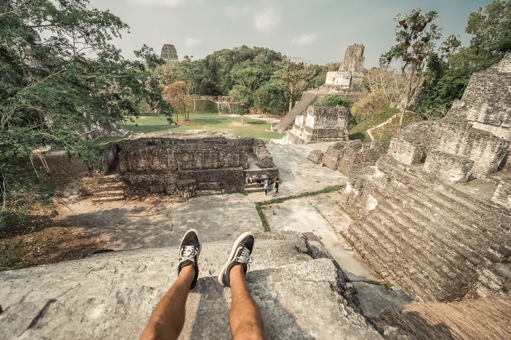TIKAL RUINS: 11 WEIRD THINGS I LEARNT ABOUT THE...