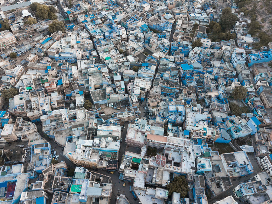 jodhpur city images, jodhpur blue city