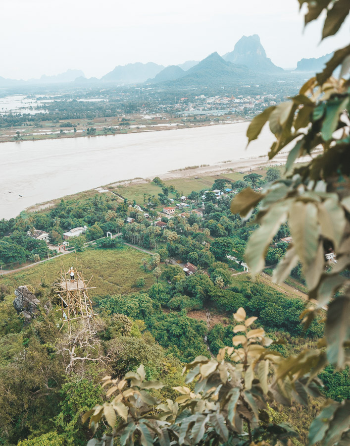 hpan pu, hpa an, hpa an things to do,