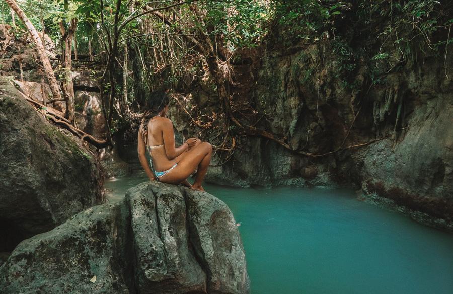 TAYANGBAN CAVE POOL ON SIARGAO ISLAND - Journey Era