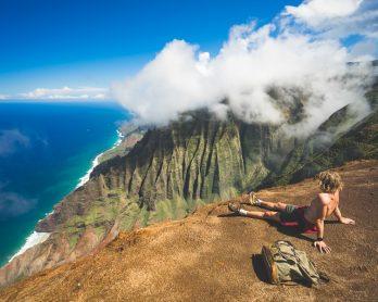 honopu beach, honopu ridge trail, honopu beach kauai, honopu arch, honopu valley, honopu valley, honopu trail, honopu ridge,
