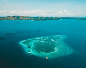 LOOC MARINE SANCTUARY, LOOC BAY