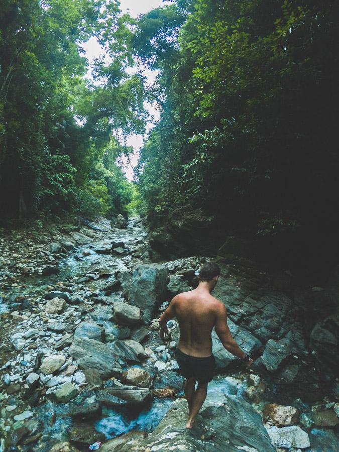 kipot river romblon