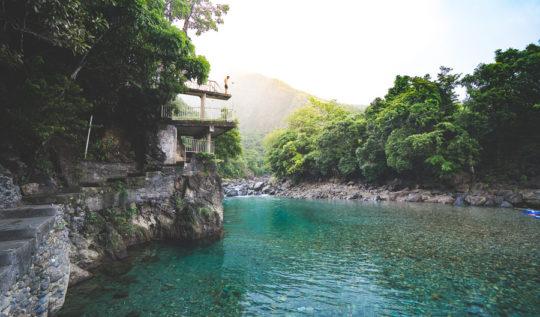 cantingas river cliff jump sibuyan romblon