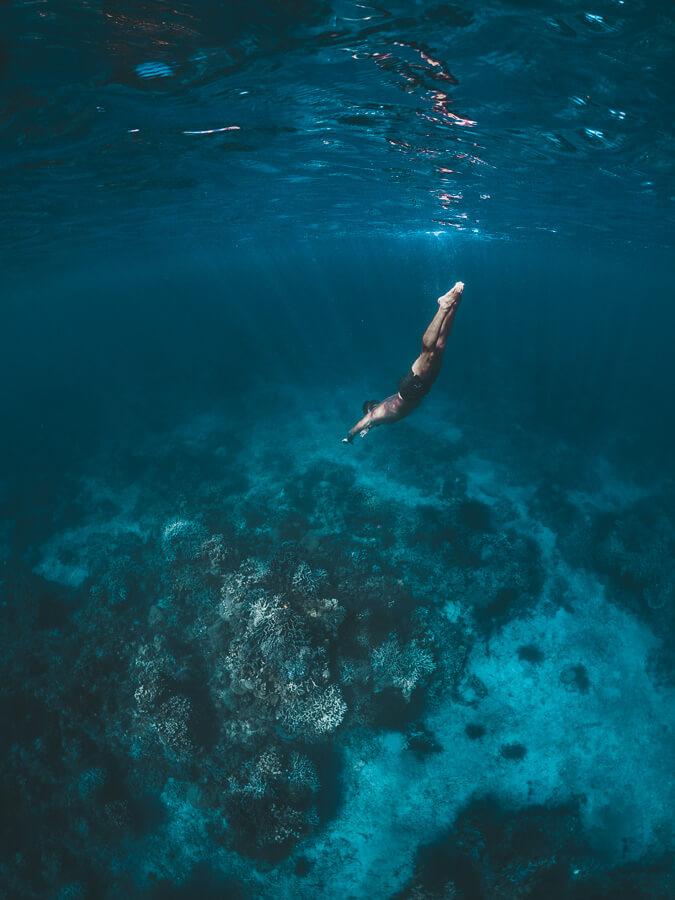 AGPANABAT SEA TURTLE SANCTUARY SNORKELING ON ROMBLON ISLAND