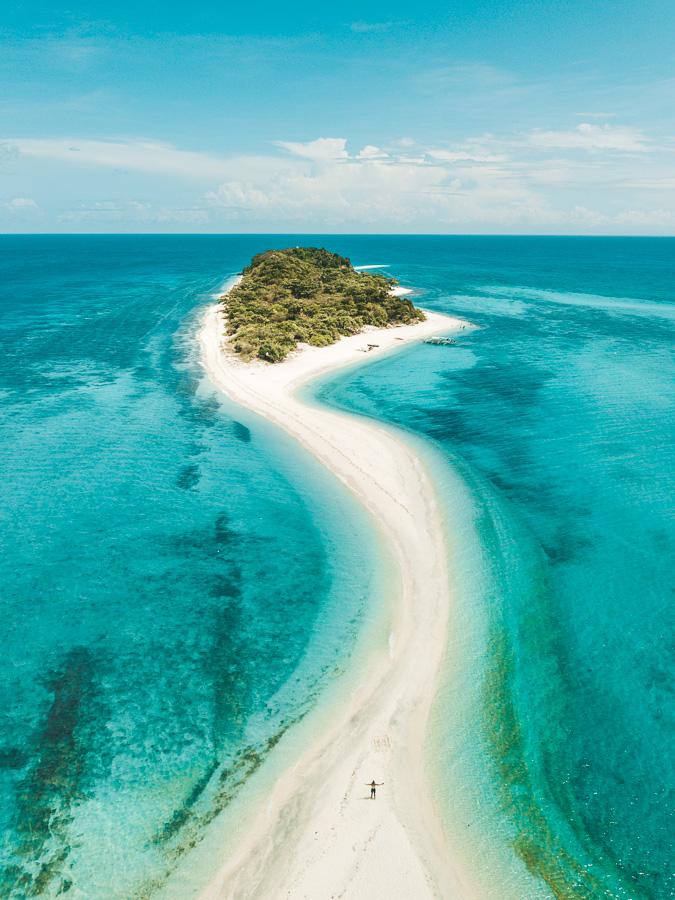 cresta de gallo island