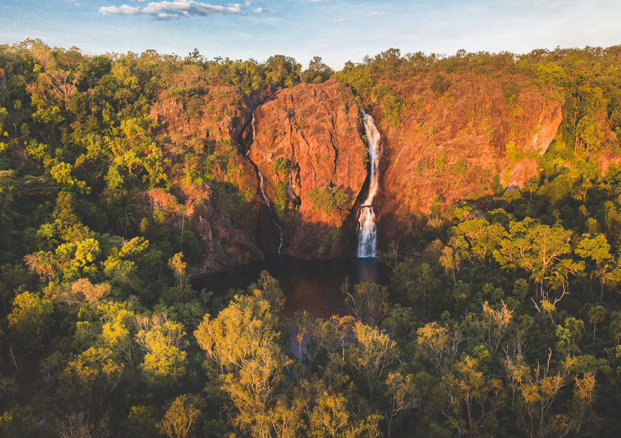wangi falls litchfield national park