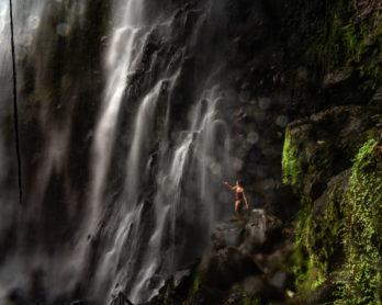 CASCADA DEL TRUENO (THUNDER WATERFALL)