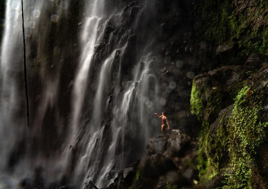 CASCADA DEL TRUENO (THUNDER WATERFALL) IN CHIRIQUI, PANAMA - Journey Era