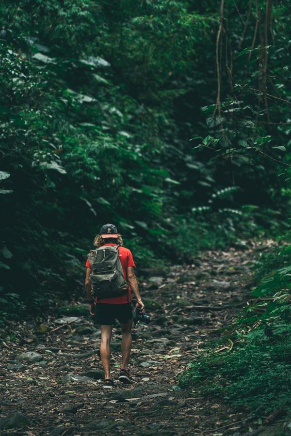 pipeline trail boquete hike