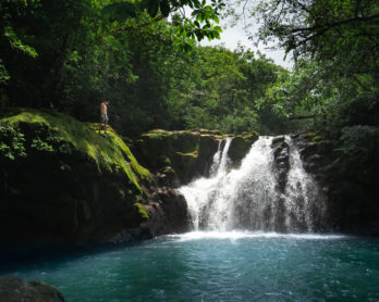 sindigo waterfall, things to do in chiriqui