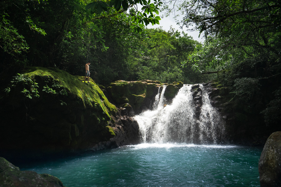 SINDIGO WATERFALL IN CHIRIQUI, PANAMA - Journey Era
