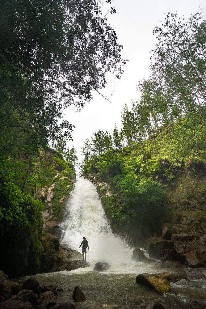 LA YEGUADA WATERFALL